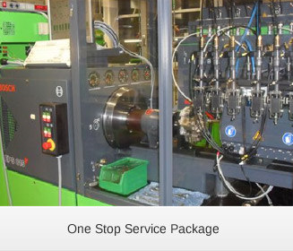 One Stop Service Package