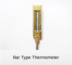 Bar Type Thermometer