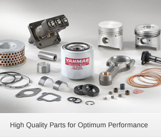 High Quality Parts for Optimum Performance